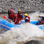 rafting seru
